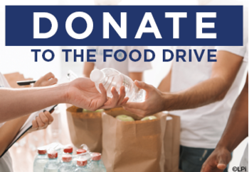 Thanksgiving and Christmas Food Drive