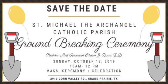 Go Build God's House - St Michael the Archangel/Diocese of