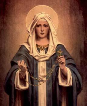 October- Month of the Holy Rosary! /¡Octubre, mes del Santo Rosario!