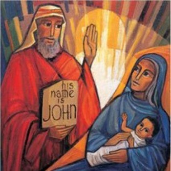 Nativity of St. John the Baptist/ La Natividad de San Juan Bautista