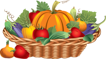 SVdP Thanksgiving Baskets / Canasta de Accion de Gracias de SVdP