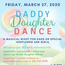 March 27 Daddy Daughter Dance