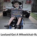 Donate now to help Leeland