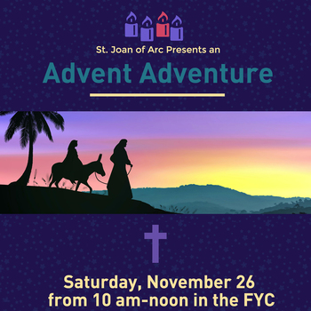 Nov. 26 - Advent Adventure