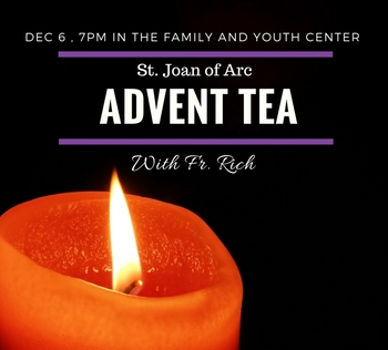 Advent Tea