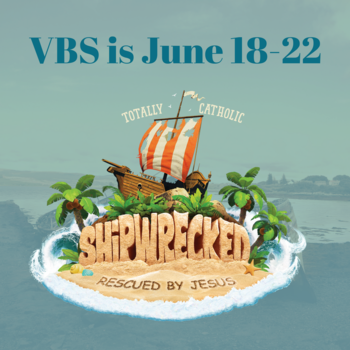 Registration for Vacation Bible School is now closed. The program is full