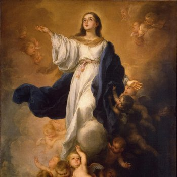 Solemnity of the Assumption of Mary - Aug 15