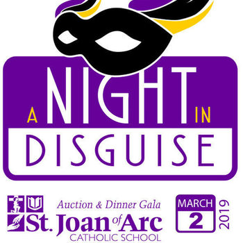 Attend the SJA School Gala ... Saturday, March 2