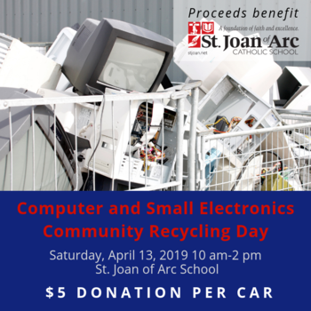 2019 Electronics Recycling Day
