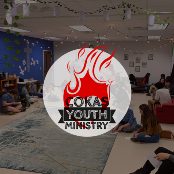 First Day of Youth Group for 2021-2022 School Year