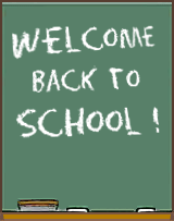Welcome Back Message from the Principal
