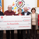 Society of St. Vincent de Paul receives $5,000