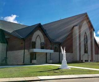 St. Michael in Leamington opens new church building with Dedication Mass