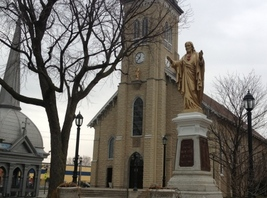 Ste. Anne church receives $1.25 million matching pledge towards renovations