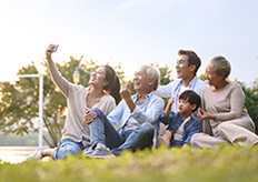 World Day of Grandparents and Elderly