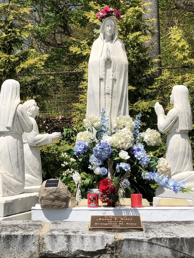 Mary's month