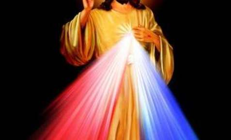 Lean into the Divine Mercy Chaplet during this time of separation