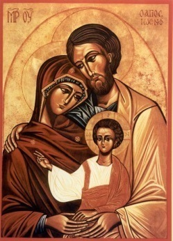 Teams of Our Lady - The Holy Family