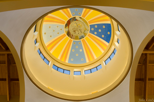 Dome at Christ the Redeemer