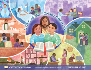 Living As Missionary Disciples