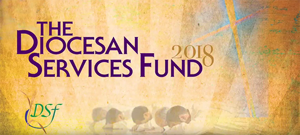 Diocesan Services Fund 2018