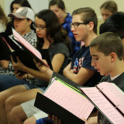 Choristers  <br /> Youth Singers