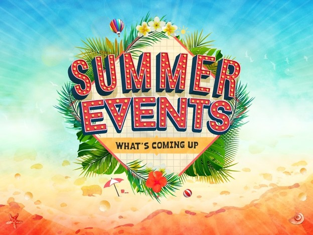 Summer Events at CtR