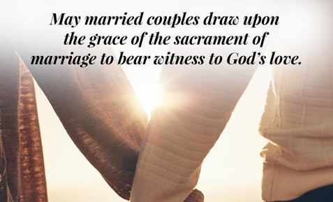 Sharing the Fruits of Your Marriage with Others