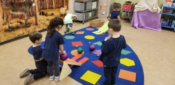 Genesis Early Childhood Program: Summer Preparations