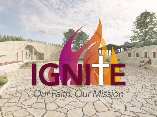 Support Ignite at CtR and our campus beautification project!