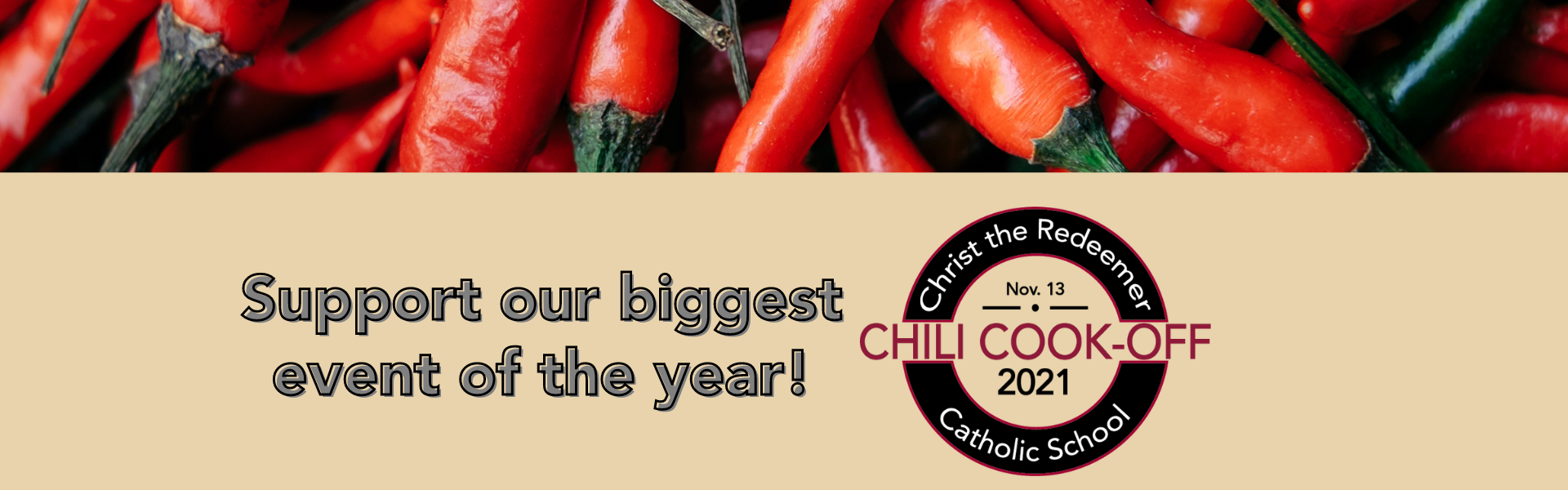 8th annual CtRCS<br />Chili Cook-Off