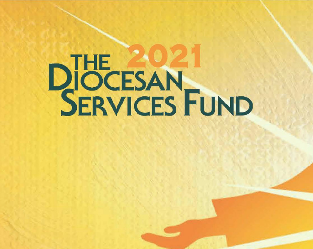 Diocesan Services Fund 2021