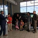 Allen Masengil of Frank Leta Honda Provides Vehicle for Family