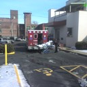 Emergency Vehicle Transports Abortion Victim to Emergency Room!