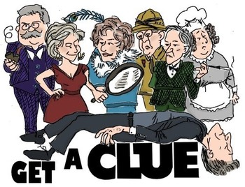 The Queen of All Saints Variety Guild will be performing the show Get A Clue.