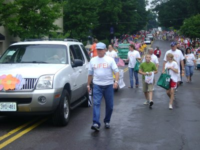 Webster Groves 4th of July Parade