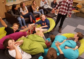 Middle School Youth Group Begins