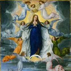The Assumption of the Blessed Virgin Mary (Evening Mass)