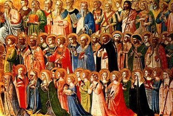 All Saints Day - Evening Mass