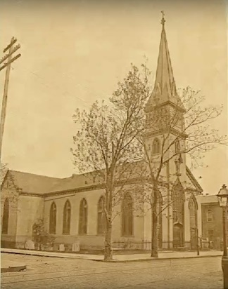 Saint James original church