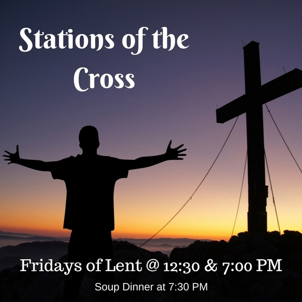 Stations of the Cross Lent