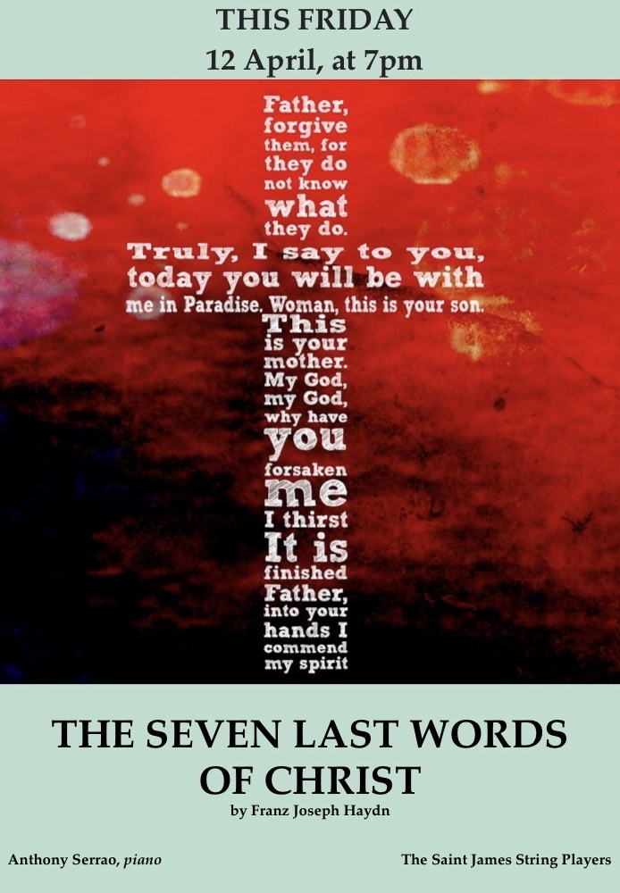 Seven Last Words of Christ Brooklyn Catholic