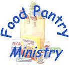 Volunteers Needed at Food Pantry