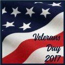Veterans Day Celebration, Nov. 9th