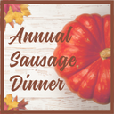 Annual Parish Sausage Dinner This Weekend