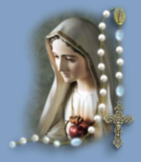Fatima Rosary Rally, Monday, August 13th