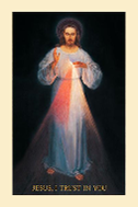 Divine Mercy Speaker Series Begins April 3rd