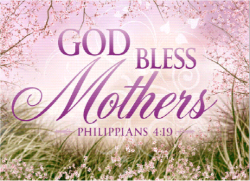Mother's Day of Prayer To Celebrate Our Moms