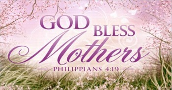 Mother's Day of Prayer Nov. 9th