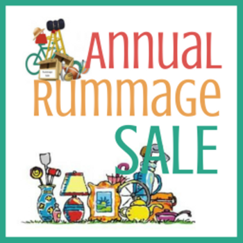 Annual Parish Rummage Sale Is On! July 19 - 21